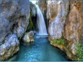 Algar Waterfalls - General Information