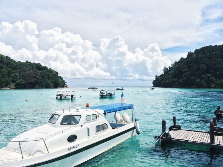 Sapi Island,Borneo,Kota Kinabalu,Sabah.