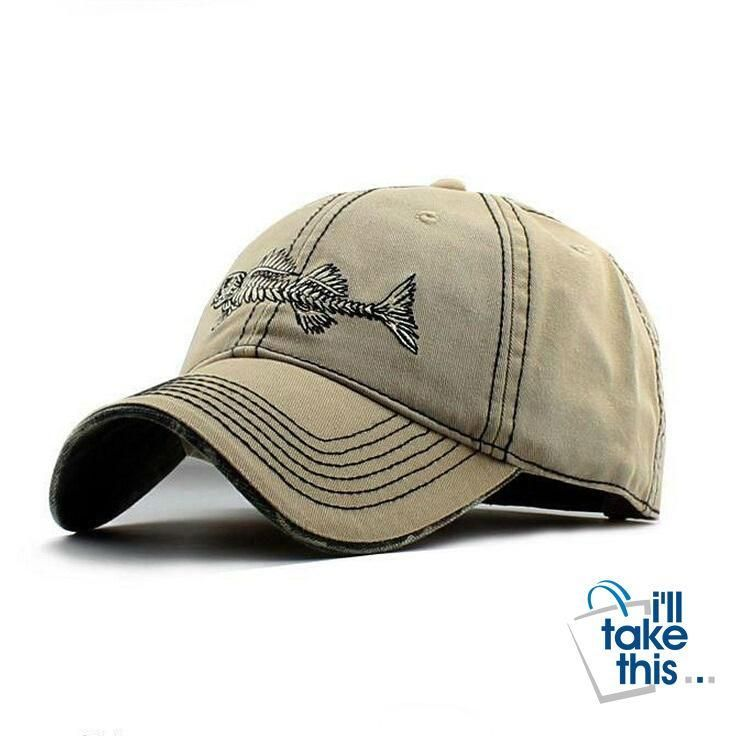 Hot Fashionable Washed Baseball Cap Fitted Cap Snapback Hat For Men Women Hats