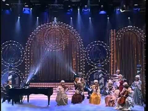 Rondo' Veneziano.   Beautiful music from my land of Italy.