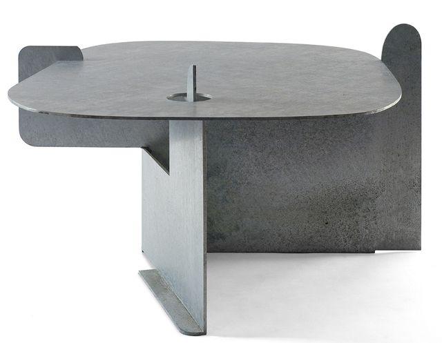 Isamu Noguchi . pierced table, 1982