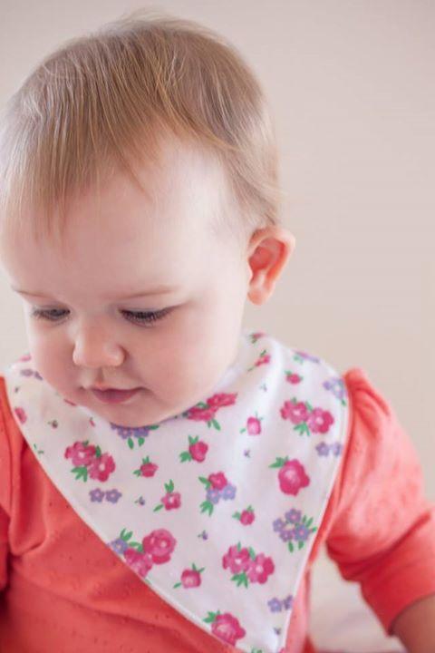 Dribble Bibs for messy babies