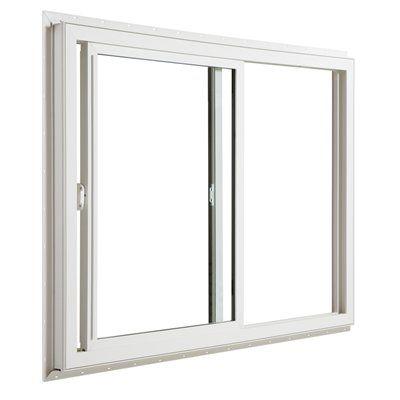 17 best ideas about sliding windows on pinterest black for Best new construction vinyl windows