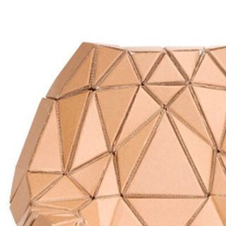Bravais Armchair Radiolarian cardboard sofa #cardboard #card #paper #pulp #facet #triangles #triangular #geometry #geometric #design #designer #furniture #furnituredesign #modern #contemporary #parametric #handmade #craft #madeinbritain #manchester #maker #craftsman #sofa #chair #madeinengland #lazerian #liamhopkins #bravais