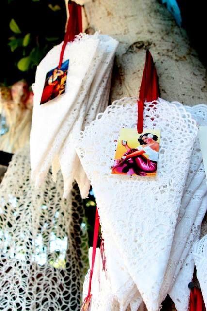 "Photo 12 of 47: Mexican Fiesta / Bridal/Wedding Shower ""Mexican/Fiesta Themed Bridal Shower"" | Catch My Party"