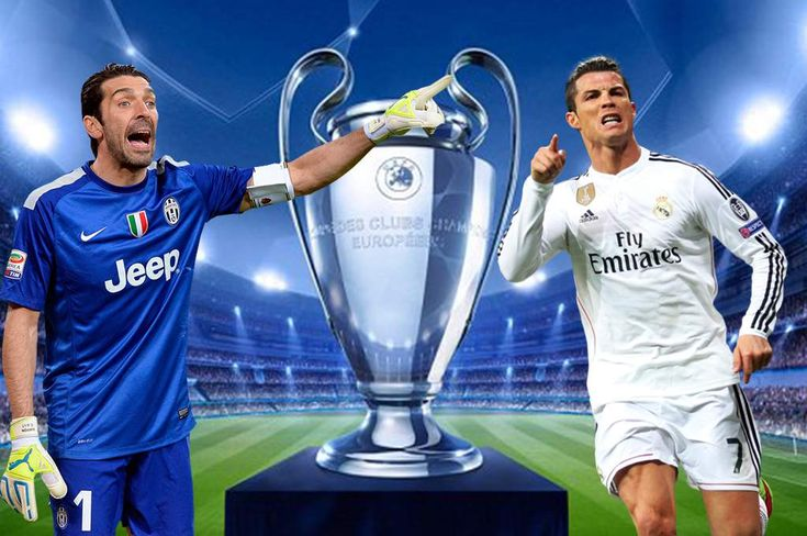 Real Madrid-Juventus y Barcelona-Roma; definidos los 8vos de la Champions - Diez - Diario Deportivo