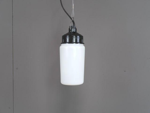 Fraaie lampjes in melkglas van 30 cm, afkomstig uit de Oekraïne.