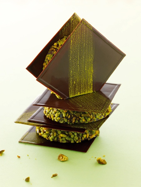 Brownie Cocoa Peanut  by Christophe Michalak