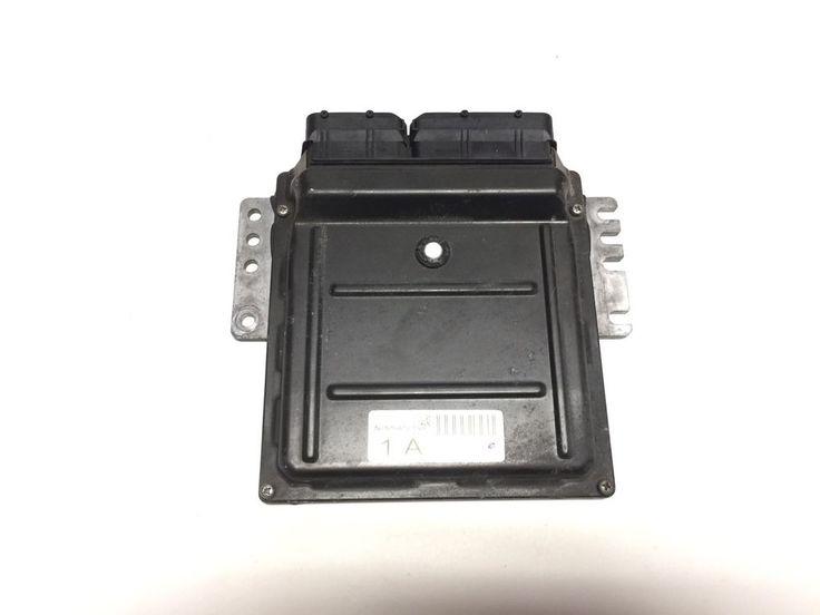 05 Nissan Xterra Frontier Engine Control Unit MEC35-652 Computer Module ECU ECM  #nissan