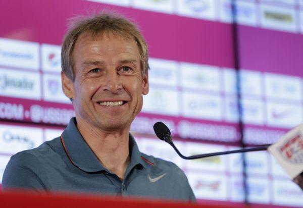 In Jurgen Klinsmann, U.S. Soccer finally has a leader to follow