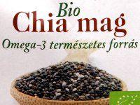 BIO Chia mag, a természetes omega-3 forrás!
