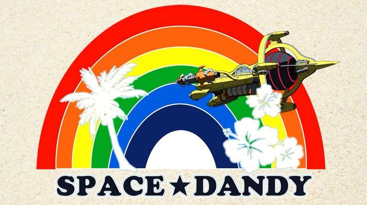 Space Dandy Screens P1 - Imgur