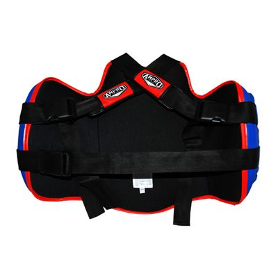 Ampro Body Protector - Blue/Red - Ampro