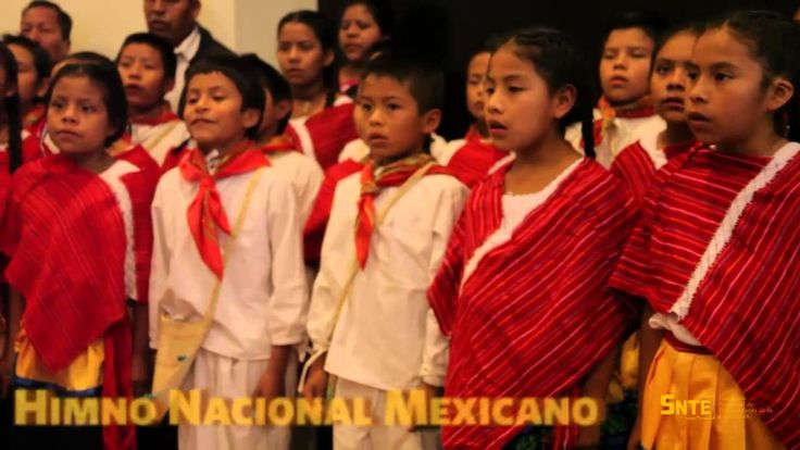 HIMNO NACIONAL MEXICANO -- Lengua Otomí