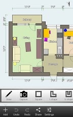Floor Plan Creator app