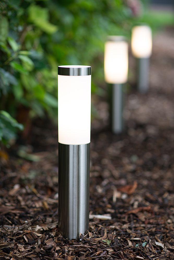 Praxis | Een nieuwe generatie tuinverlichting is even zuinig als sfeervol.