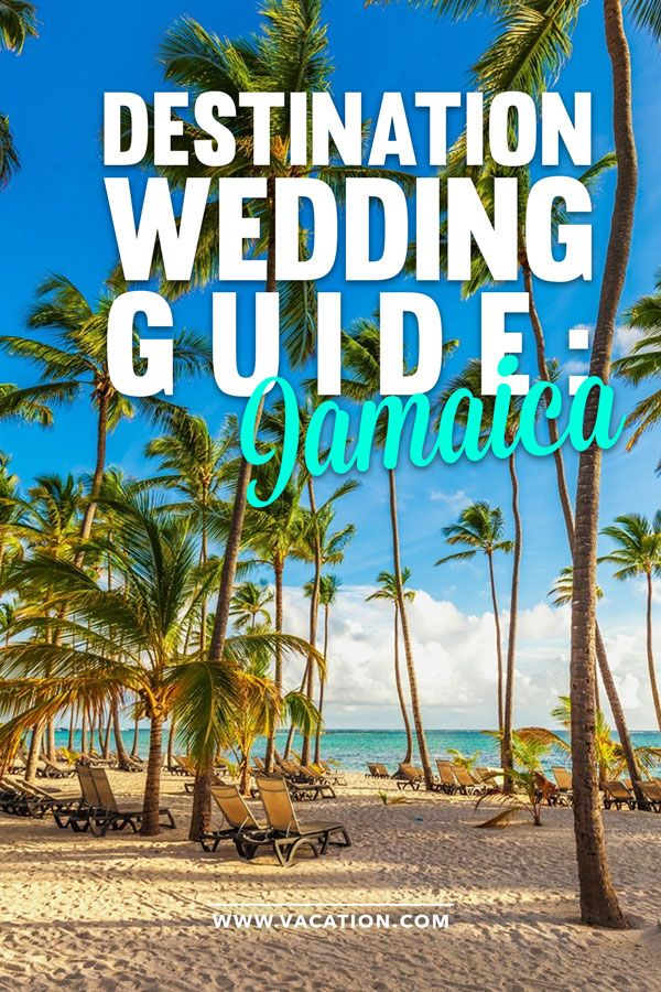 From its stunning white-sand beaches and gorgeous blue seas to the lilting accents of its residents and the romantic sound of steel drums that seem to fill the air, Jamaica is a magical place to host a wedding. Plus, many of this island's beach-front resorts offer amazing wedding packages where they take care of everything for you. Even better? Some …