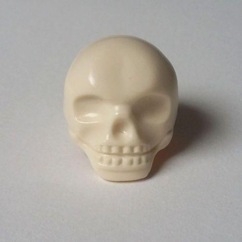 PLAYMOBIL-WESTERN-Crane-Squelette-Tete-Moyen-age-Prehistoire-Western