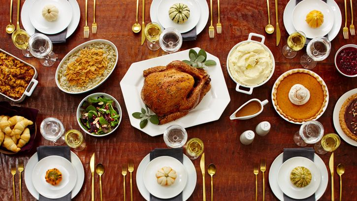 Hosting your first Thanksgiving is a rite of passage that needn't be nerve-wracking—the trick is planning ahead, and Betty's here to help every step of the way.