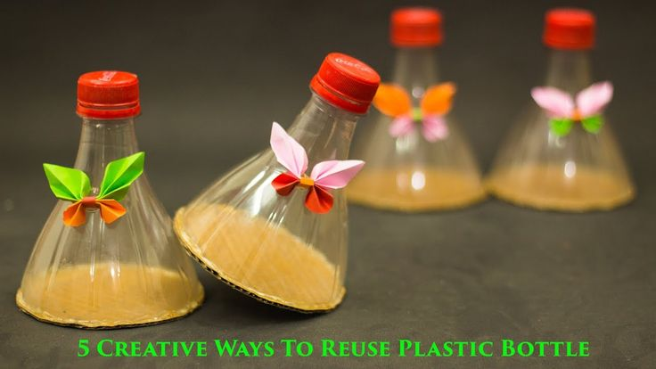 11237 best images about plastic crafts on pinterest for Creative ways to recycle