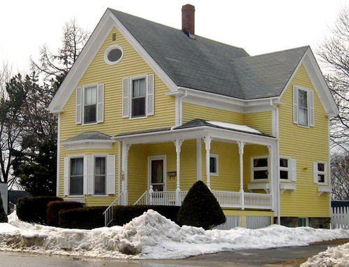 1000 ideas about exterior paint schemes on pinterest - Online exterior house color tool ...