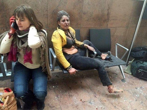 Vrouwen uit iconische beeld van aanslagen maken zich bekend