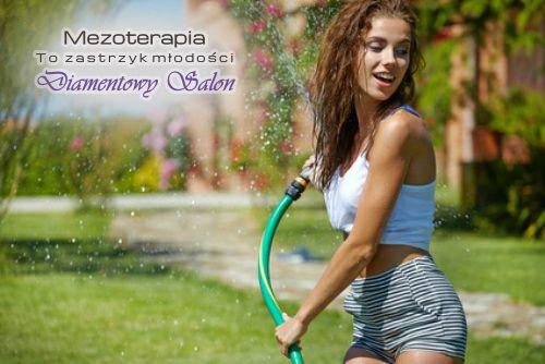 Mezoterapia - to zastrzyk młodości