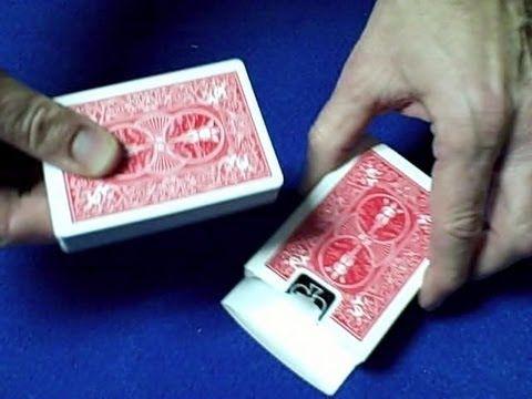 Best Math Card Trick Revealed/ self-working