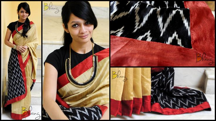 Bhang Saree Collection (https://www.facebook.com/bhang.thestore/photos/a.601592296573435.1073741842.397689183630415/605204159545582/?type=3&theater)