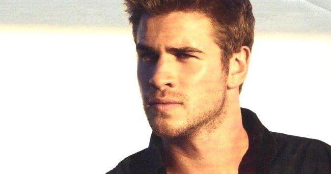 Hot Liam Hemsworth Photos