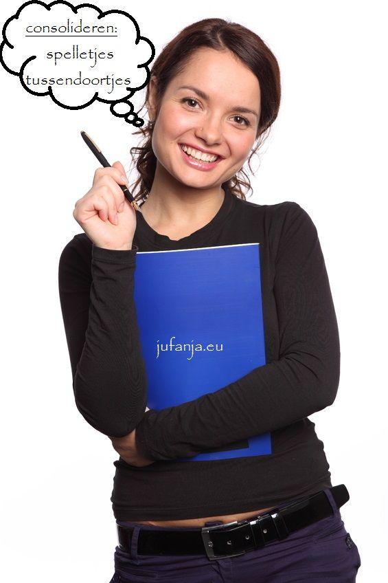 Woordenschat: tussendoortjes en spelletjes - Juf Anja