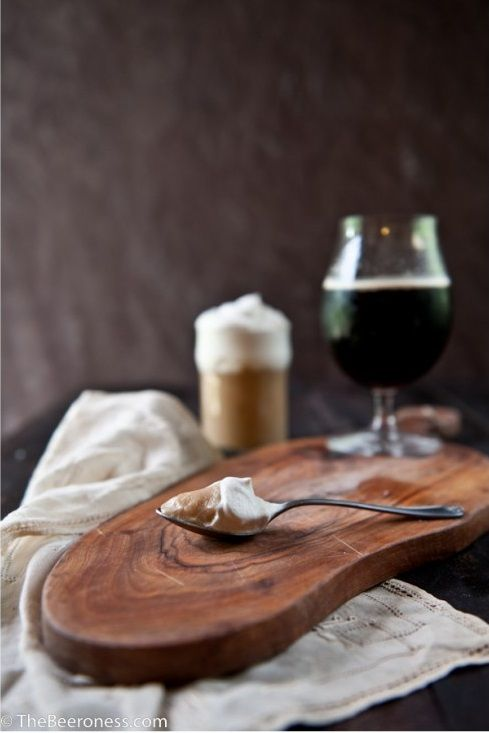 Gingerbread Ale Pudding with Beer Whipped Cream & Fall Beers for Non-Pumpkin People