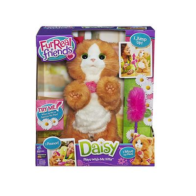 FurReal Friends Daisy Plays-With-Me Kitty | Buy Toys for Girls Online - oo.com.au