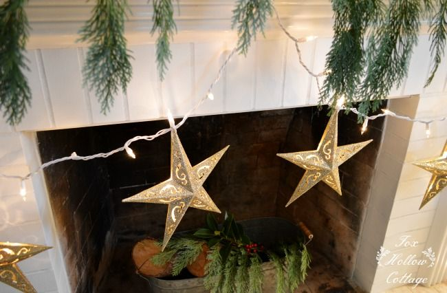 DIY Dollar Tree Christmas Ornament Lights