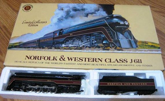Bachmann LIMITED COLLECTOR'S EDITION Norfolk and Western ...