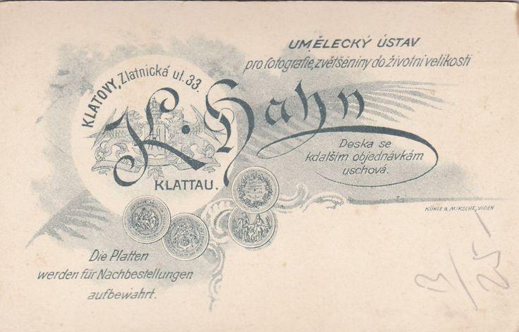 Klatovy, Hahn