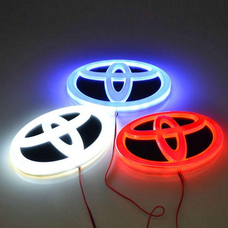 26.00$  Watch here - https://alitems.com/g/1e8d114494b01f4c715516525dc3e8/?i=5&ulp=https%3A%2F%2Fwww.aliexpress.com%2Fitem%2FNew-Design-Style-Colorful-LED-logo-warning-Light-Light-emitting-car-standard-for-toyota-rav4-prado%2F707649277.html - New Design Style Colorful LED logo warning Light Light-emitting car standard  for RAV4 prado 26.00$