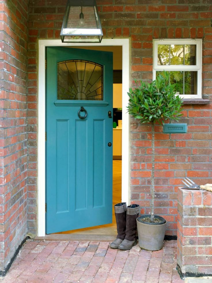 How To Paint Front Door 184 best door colors images on pinterest | front doors, exterior