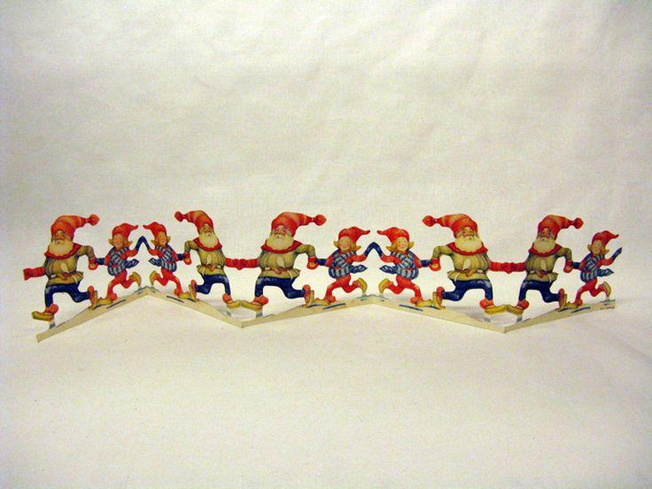 joulukoriste; joulutonttu, 1950-luku