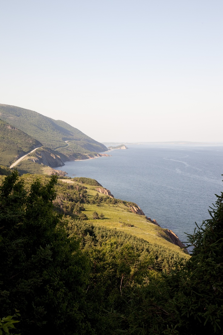 Nova Scotia Cabot Trail Cape Breton