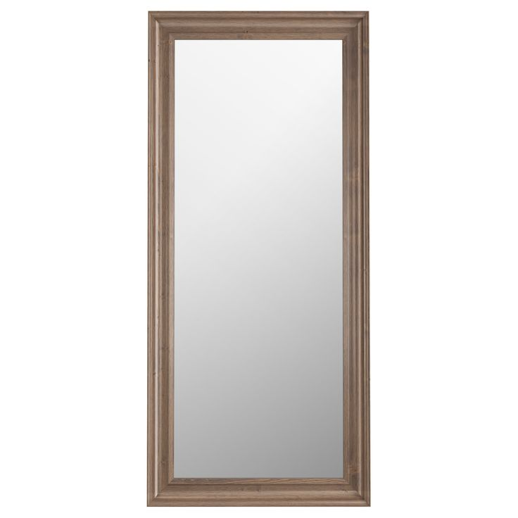 hemnes mirror grey brown ikea furniture pinterest. Black Bedroom Furniture Sets. Home Design Ideas