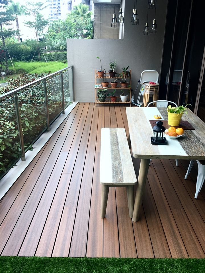Everyone Deserves A Peace Of Alfresco From Any Decking Supplier