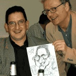 How to draw caricatures on the spot at parties and events