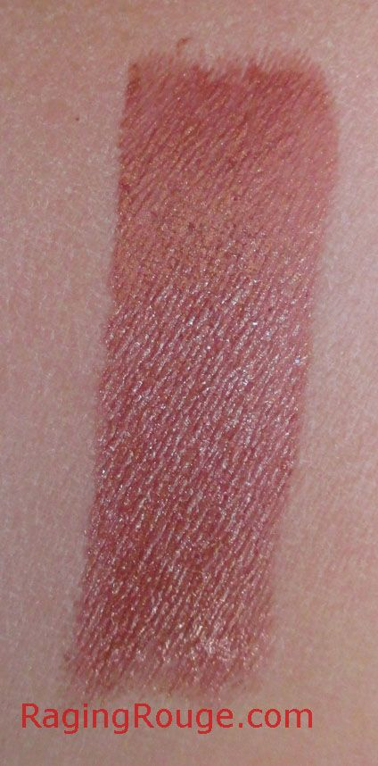 Moody Bloom Swatch Outdoors, MAC Sheen Supreme.   #MAC #lipstick #review #beauty via @ragingrouge