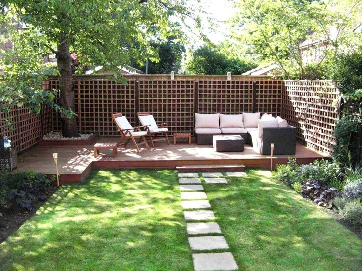 17 best narrow backyard ideas on pinterest small yards diy planters and wood planter box - Landscape Design Ideas Backyard