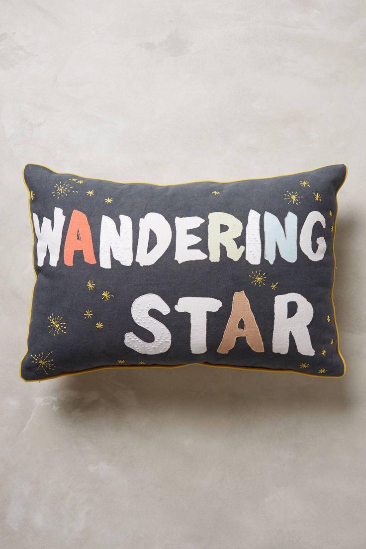 Wandering Star Pillow