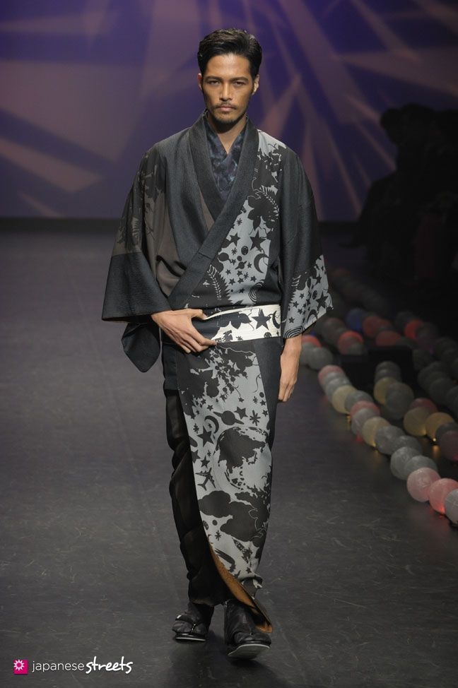 Spring/Summer 2014 Collection of Japanese fashion brand JOTARO SAITO,SANSAI SAITO