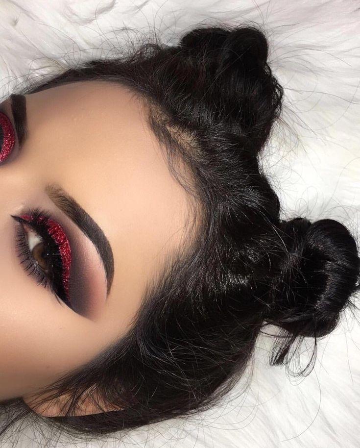 15 Make-ups, die Sie zum Valentinstag probieren sollten