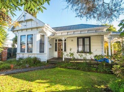 Beautiful historic villa NZ