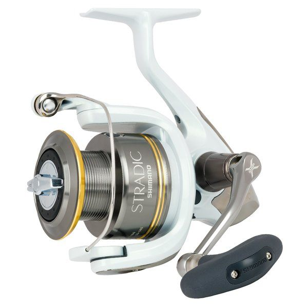 how to put fishing line on a shimano reel
